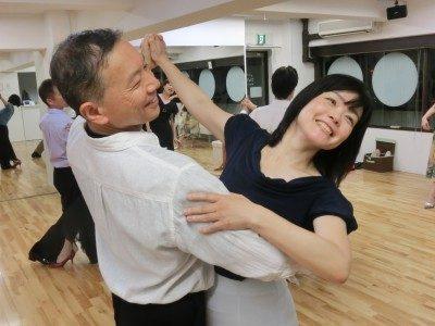 社交ダンスワルツ