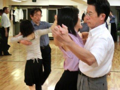 社交ダンスレベルアップ