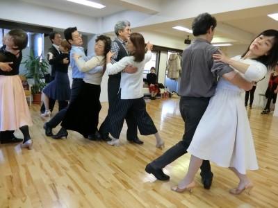社交ダンス初級