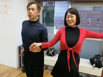 社交ダンスルンバ