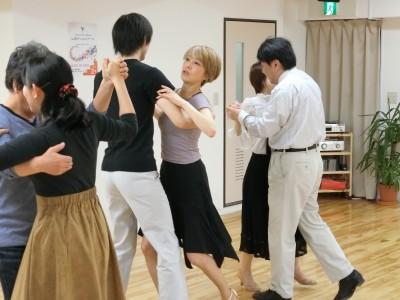 社交ダンス入門