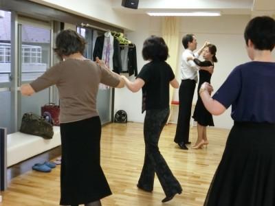 社交ダンス動画