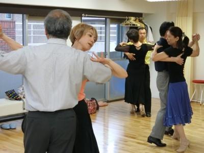 ソシアルダンス